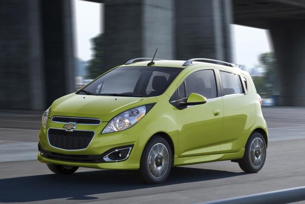 2014 Chevrolet Spark: New Car Review featured image large thumb3