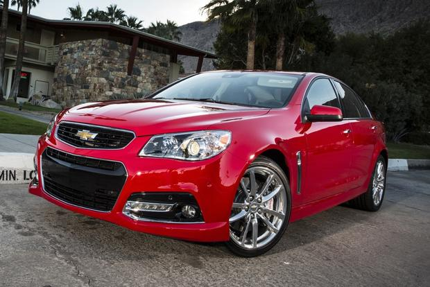 2014 Chevrolet SS: New Car Review featured image large thumb0