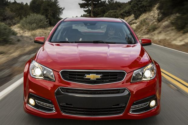 2014 Chevrolet SS: New Car Review featured image large thumb2