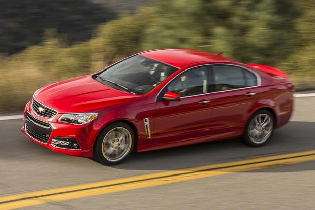 2014 Chevrolet SS: New Car Review featured image large thumb4