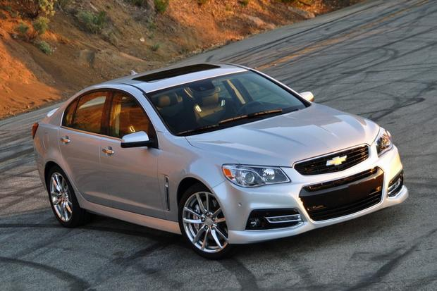 2014 Chevrolet SS: Real World Review featured image large thumb1