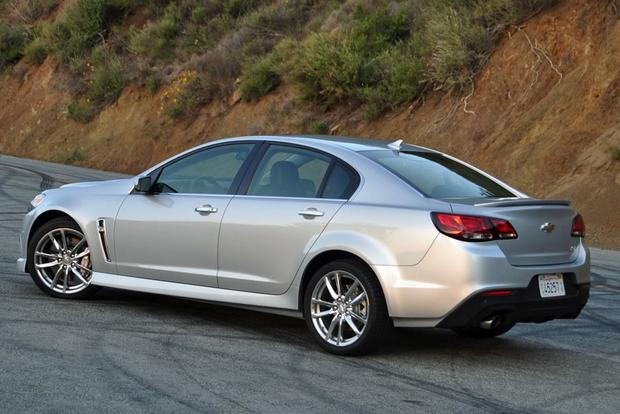 2014 Chevrolet SS: Real World Review featured image large thumb0