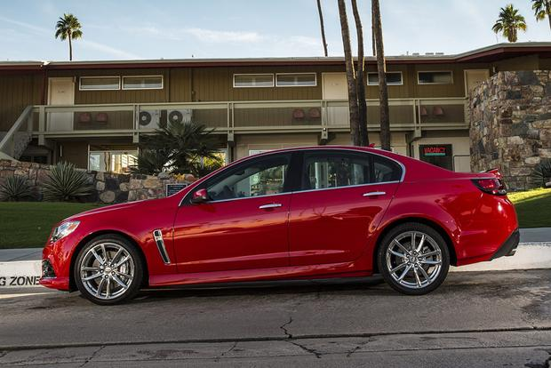 2015 Chevrolet SS: New Car Review featured image large thumb2