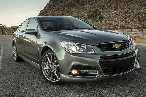 2015 Chevrolet SS: New Car Review featured image large thumb0