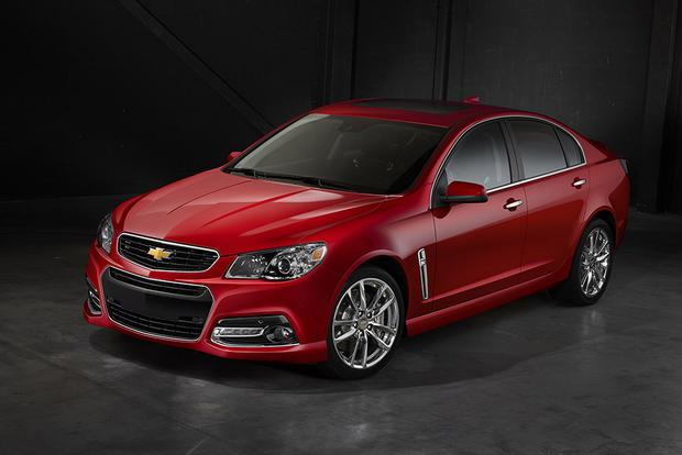 2015 Chevrolet SS: New Car Review featured image large thumb4