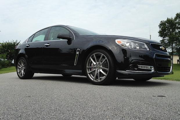 2015 Chevrolet SS: Real World Review featured image large thumb0