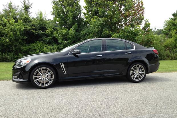 2015 Chevrolet SS: Real World Review featured image large thumb2