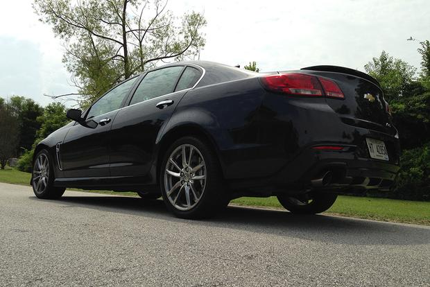 2015 Chevrolet SS: Real World Review featured image large thumb3