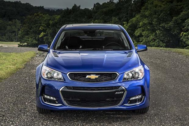 2016 Chevrolet SS: New Car Review featured image large thumb1