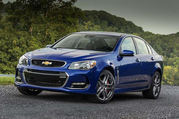 2016 Chevrolet SS: New Car Review featured image large thumb4