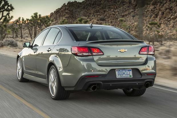 2017 Chevrolet SS: New Car Review featured image large thumb2
