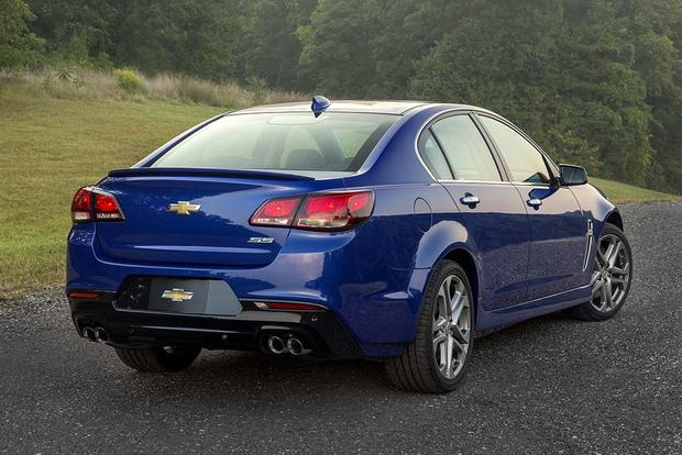 2017 Chevrolet SS: New Car Review featured image large thumb1