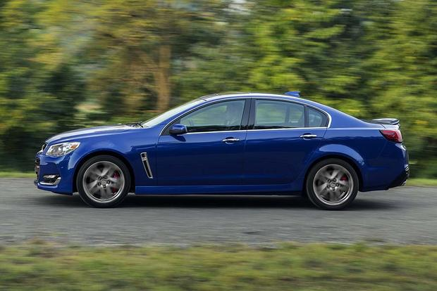 2017 Chevrolet SS: New Car Review featured image large thumb3