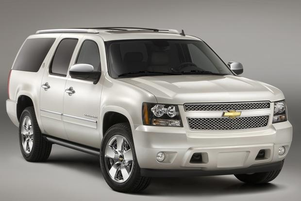 2007-2013 Chevrolet Suburban: Used Car Review - Autotrader