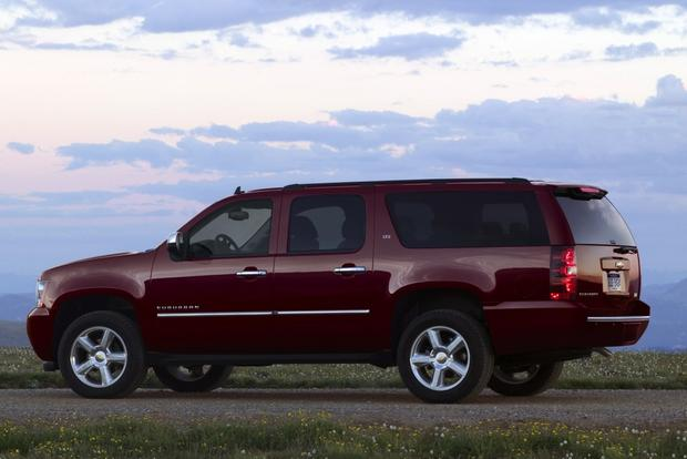2014 Chevrolet Suburban: New Car Review