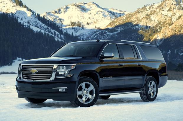 2015 Chevrolet Suburban: New Car Review featured image large thumb0