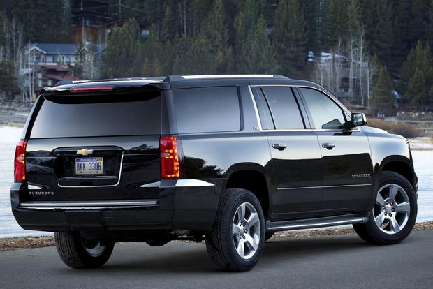 2015 Chevrolet Suburban: New Car Review featured image large thumb1
