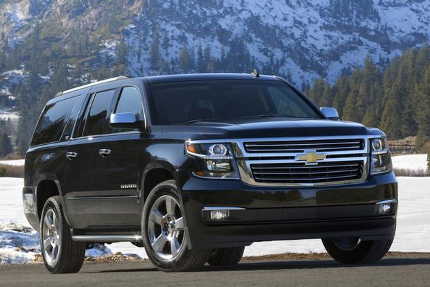 2015 Chevrolet Suburban: New Car Review featured image large thumb2