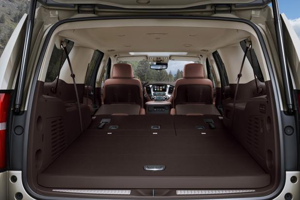 2015 Chevrolet Suburban: Used Car Review featured image large thumb4