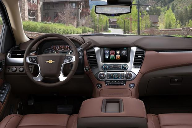 2015 Chevrolet Suburban: New Car Review featured image large thumb4