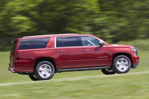2014 vs. 2015 Chevrolet Suburban: What's the Difference?