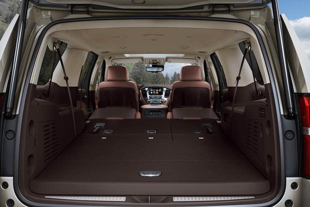 2016 Chevrolet Suburban: New Car Review featured image large thumb2