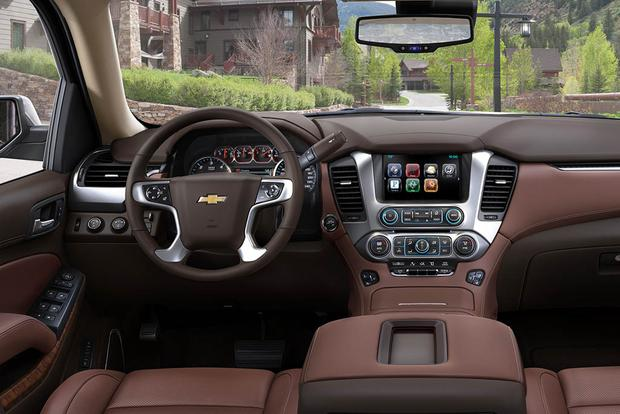 2017 Chevrolet Suburban: New Car Review featured image large thumb4