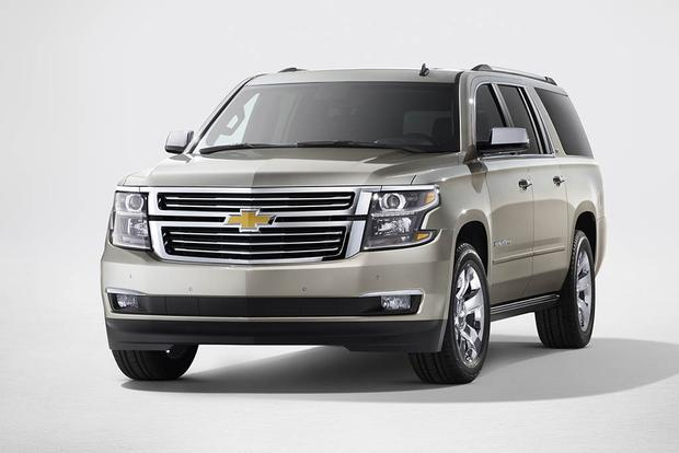 2017 Chevrolet Suburban: New Car Review featured image large thumb0