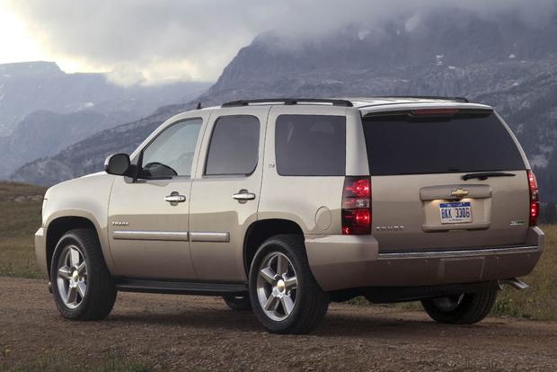2007-2014 Chevrolet Tahoe vs. 2007-2014 Ford Expedition: Which Is Better? featured image large thumb9