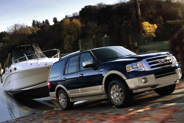 20072014 Chevrolet Tahoe vs 20072014 Ford Expedition Which Is