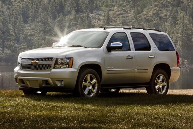 2013 Chevrolet Tahoe: New Car Review featured image large thumb0
