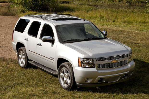 2014 Chevrolet Tahoe New Car Review Autotrader
