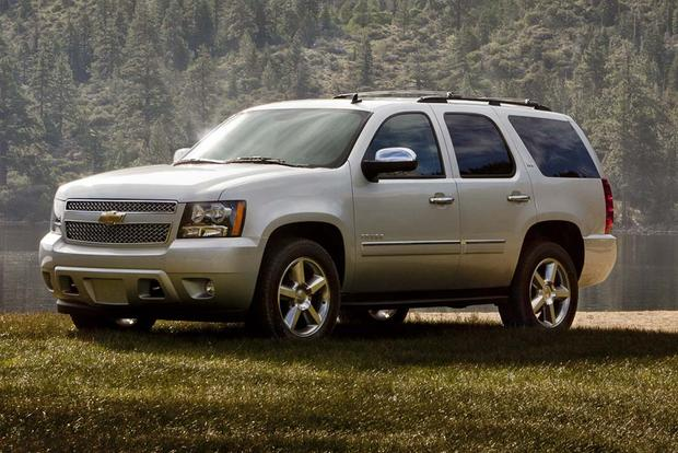 2014 Chevrolet Tahoe: Used Car Review featured image large thumb1