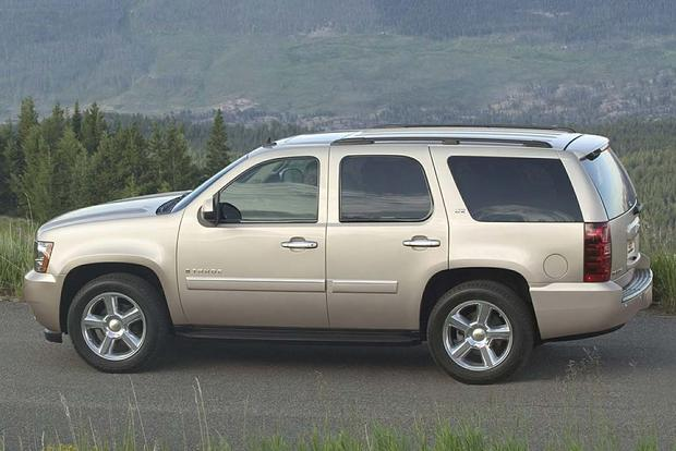 chevrolet tahoe used