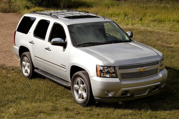 2014 Chevrolet Tahoe: Used Car Review featured image large thumb0