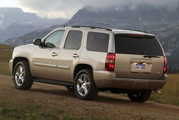 2014 Chevrolet Tahoe: Used Car Review featured image large thumb3