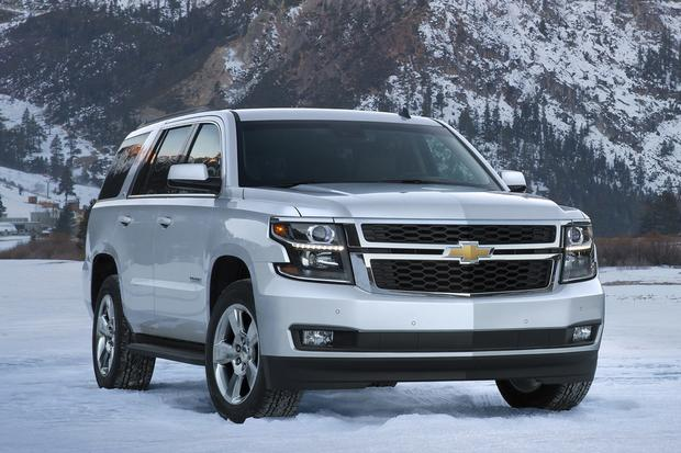 2015 Chevrolet Tahoe: First Drive Review featured image large thumb3