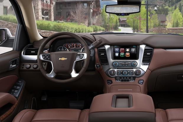 2015 Chevrolet Tahoe: First Drive Review featured image large thumb4
