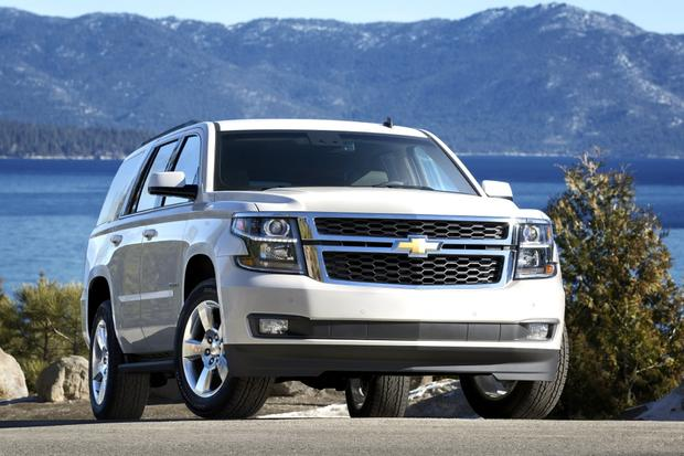2015 Chevrolet Tahoe: New Car Review featured image large thumb0