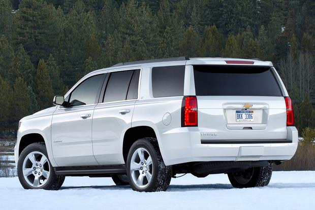 2015 Chevrolet Tahoe: New Car Review featured image large thumb2