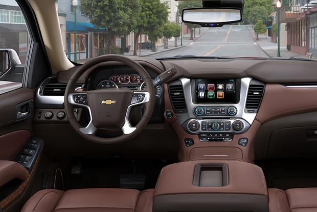 2015 Chevrolet Tahoe New Car Review Autotrader