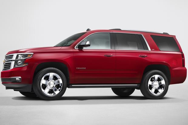 2015 Chevrolet Tahoe: New Car Review featured image large thumb4