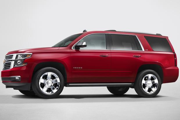 Design-ovation: 2015 Chevrolet Tahoe featured image large thumb0