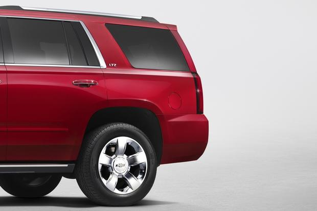 Design-ovation: 2015 Chevrolet Tahoe featured image large thumb2