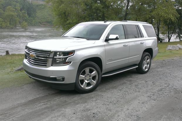 2015 Chevrolet Tahoe: Real World Review featured image large thumb1