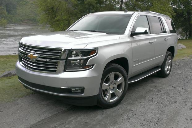 Chevy tahoe 2015 review