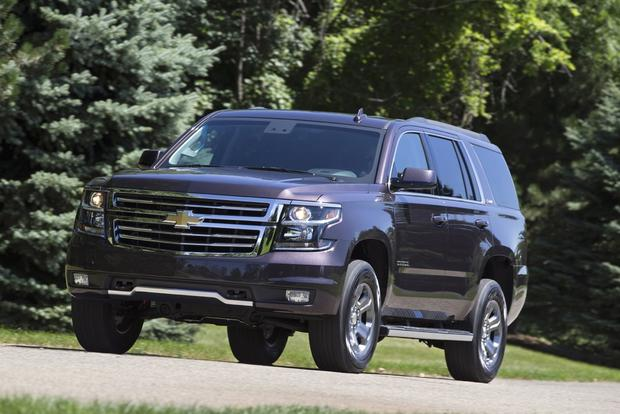 2015 Chevrolet Tahoe vs. 2015 Ford Expedition: Which Is Better? featured image large thumb6