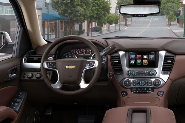 2015 Chevrolet Tahoe vs. 2015 Ford Expedition: Which Is Better? featured image large thumb8