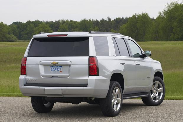 2015 Chevrolet Tahoe vs. 2015 Ford Expedition: Which Is Better? featured image large thumb10