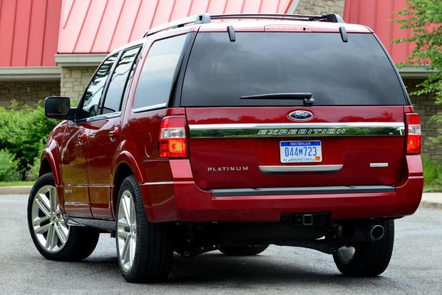 2015 Chevrolet Tahoe vs. 2015 Ford Expedition: Which Is Better? featured image large thumb11